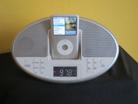 MP3-Player - iPod classic silber 160Gb Modell-Nr