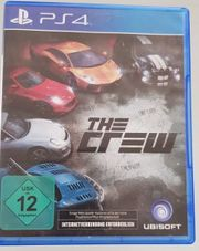 PS4-Spiel The Crew