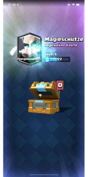 Clash Royal account