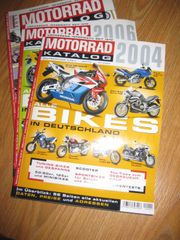Motorradkataloge