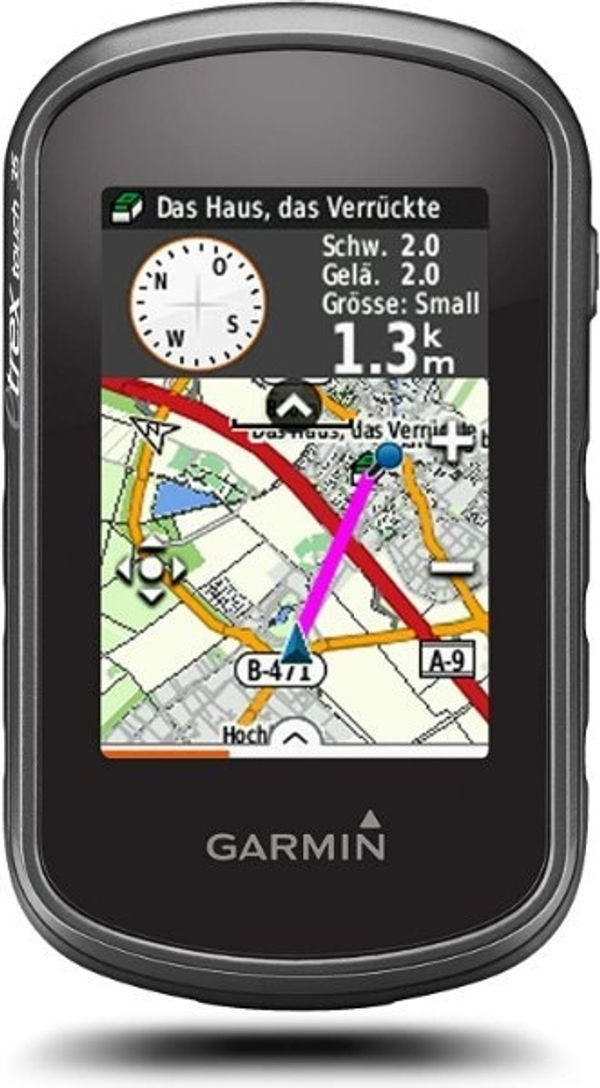 Outdoor Navi Garmin eTrex touch