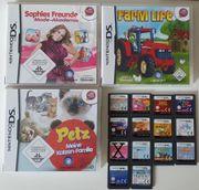 20 Nintendo DS Spiele zum