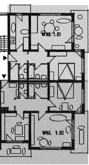 2-Zi-Wohnung im Kurbad Badenweiler mir