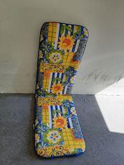 Gartenliege Sitzpolzter