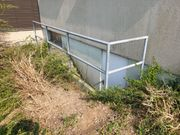 Geländer Treppenabgang