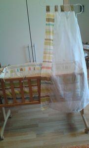 Baby-Wiege Set