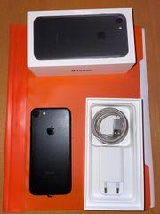 Apple iPhone 7 schwarz 32