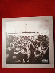 Kendrick Lamar LPs