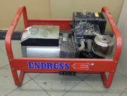 Notstrom Aggregate Generator Endress Typ
