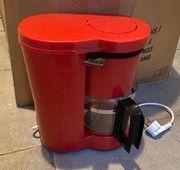 Filter Kaffeemaschine klein