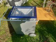 Bosch Kühlgerät fahrbar