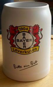 Bayer 04 Leverkusen Krug OVP