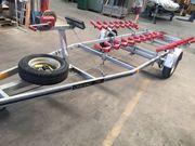 Straßentrailer Trailer Bootstrailer