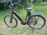 Traum E-Bike von EBM mit