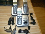 Audioline Master 383 Telefon wie