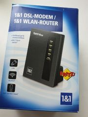1&1 DSL-Modem / 1&1 WLAN-Router gebraucht kaufen  Glinde