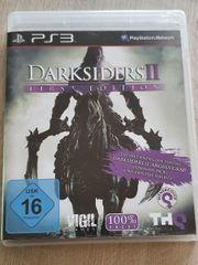 PS3 Spiel Darksiders II
