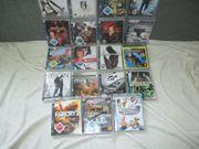 Div PS3-Spiele einzeln oder alle