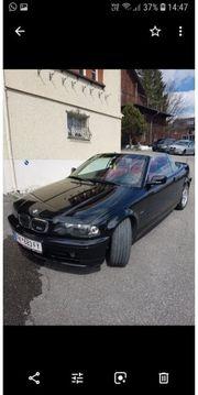 Verkaufe Bmw 320i e46 M