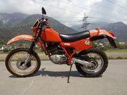 Rarität Honda XR500RC