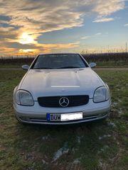 Mercedes Benz SLK 230 R170