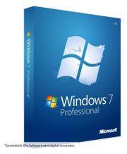 Microsoft Windows 7 Professional Pro