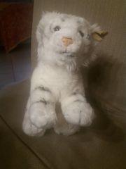 Weißer Tiger Kuscheltier von WWF