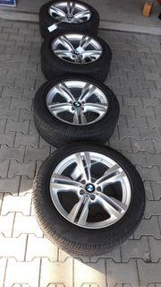 BMW Sommerreifen und Felgen WIE