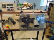 Kabel Abläng und Abisoliermaschine Kabelkonvektion