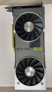Geforce RTX 2080 super Grafikkarte