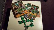 LEGO- Spiel Heroica Wardurk 3858