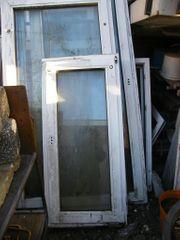 Ältere Isolierglas- Fenster aus Kunststoff
