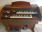Orgel elektronische Heimorgel M50 intercontinental