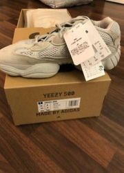 Adidas yezzy 500 salt 42