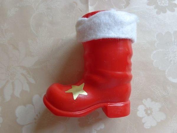 Nikolausstiefel Weihnachtsmannstiefel - Spartopf 1 00