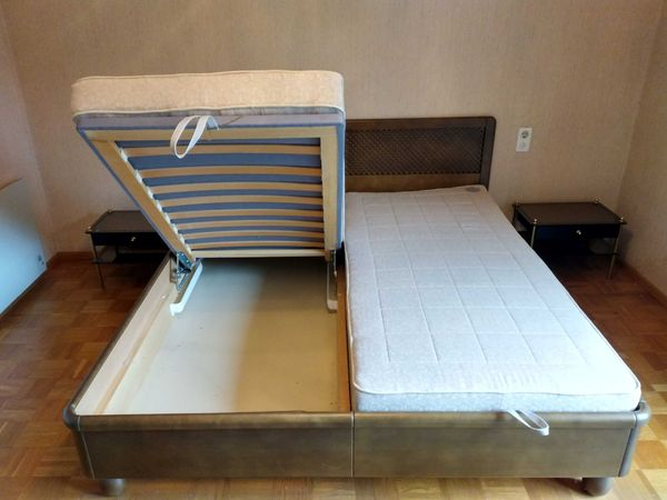 Joka Doppelbett mit Lattenrost und