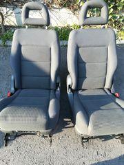 Zwei Ersatz Sitze hinten Seat