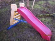 Kinder-Gartenrutsche