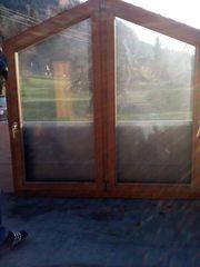 Verkaufe Gaubenfenster Holz