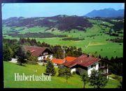 Ansichtskarte Kinderkurheim Hubertushof 8977 Rettenberg