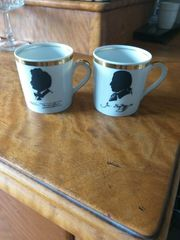 2 Espressotassen
