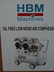 HBM 6290 Low Noise Kompressor