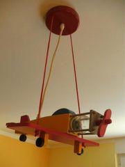 Kinderzimmer Lampe Flugzeug