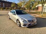 Mercedes E 220 cdi coupe