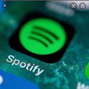 Original Gutscheinkarte Spotify im Wert