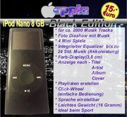 iPOD NANO 8 GB Schwarz