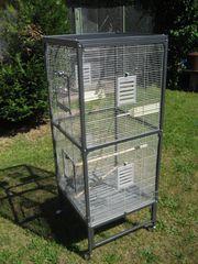 riesiger Vogelkäfig für Agaporniden Sittiche