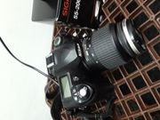 Nikon D50 Spiegelreflexkamera Digitalkamera mit