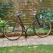 Schönes 28er Dürkopp Kettenlos Herren-Fahrrad