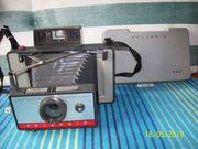 Polaroid 220 Schnellbild Kamera einer
